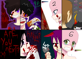 Slaughter Party Collab .:Open:. by steph432