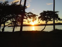 fiji sunset by MeHh05
