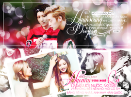 [Pack Cover][Quote] #DooSeung #MinKyul by HoshimiMidori