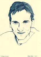 Christopher Eccleston by OrminLange