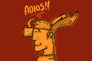 adios by msprout
