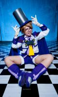 BlazBlue - Carl Clover 5 by KuroSeirei
