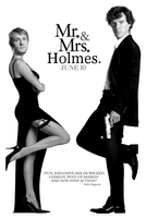 Mr and Mrs. Holmes by loraann