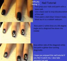 Nail Tutorial 3 by NAILART9
