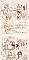 Insaneography Xmas Comic by Inonibird