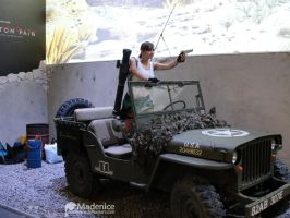 TRIII South Pacific Jeep! by Madenice