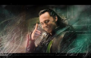 -Loki Wallpaper- by Bubblegum-Jellybean