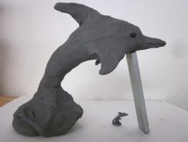 Dolphin (quick) by Spinian