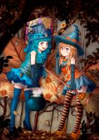 Happy Halloween 2015 by NaiLyn