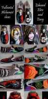 FMA shoes by JourneyOfBell