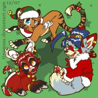 CHRISTMAS GIVEAWAY by TinaPuaa
