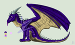 Young Dragon Adopt 5 :OPEN: by Armanie-Zacharias