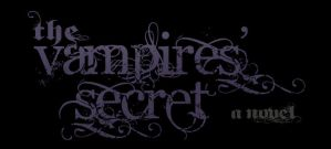 The Vampires' Secret: Prologue [.pdf version] by NoxSatuKeir