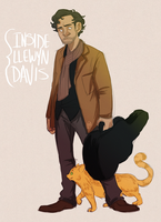 Inside Llewyn Davis by Bniedahobbit