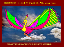 My Bird of Fortune by AVRICCI
