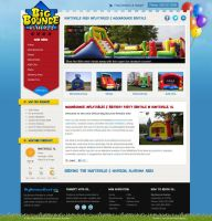 Moonbounce, Kids, Party - Joomla 2.5 Web Template by webunderdog