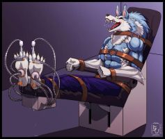 Talbain in the Foot Salon :RE: by dlpeattie