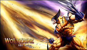 wolverine smudge by met99