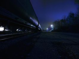 Midnight Train 2 by S-H-Photography