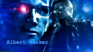 Albert Wesker wallpaper 2012 by DANCE-of-COBRA
