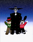 OCs Christmas Sweaters by CZProductions