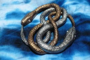 Auryn Replica from The Neverending Story by craftdaft