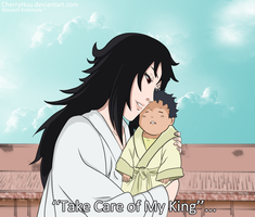 Take Care of my King by CherryHuu