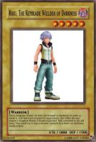 Riku, The K.W.o.D card by A5L