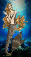 Andersen's Mermaid by SpringSmiles