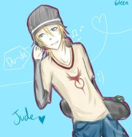 6teen Jude by XxtHeNightmaRexX