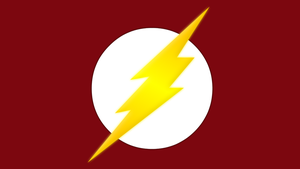 The Flash Symbol by Yurtigo