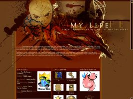 My Life by BreakthroughDesigns