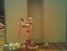 clone trooper theater 6 by man1nblack