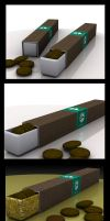 Chocolates Packaging by Le-Coreaux