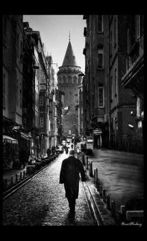 Rain man by onurkorkmaz