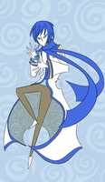 Kaito by Pigeonheart