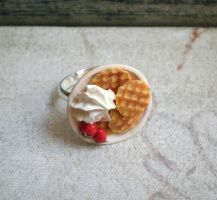Waffles Ring by vesssper