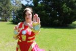 Iron Man Cosplay by Misguided-Ghost1612