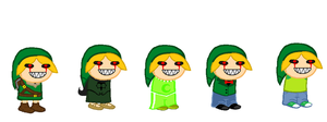 Ben Drowned Canon Sprite by I-Cry-Blood-4ever