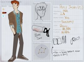 [Sector-Haven: Percy Jacobs] by bedheadd