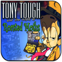 'Tony Tough And The Night of Roasted Moths' Aicon by idanftf