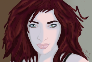 Susan Colored by DoranBladefist
