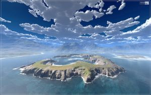 Island by FOTOMASTER03