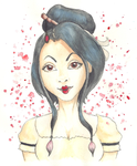Yumi Request by Color-Droplet