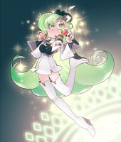 Macne Nana Vocaloid 3 by Gobi-the-dog