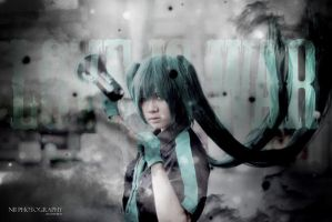 Hatsune Miku : Love is War Project by Niijou