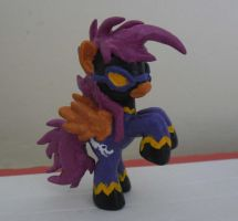Shadowbolt Scootaloo Blind Bag Custom by Xaphriel