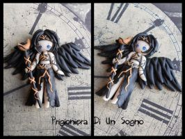 BLACK ANGEL by PrigionieradiunSogno
