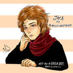 Portrait of Jack by Anante