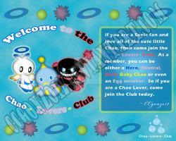 Chao Club ID by CCgonzo12